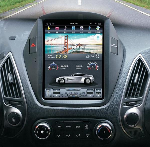 Hyundai IX35 2010-2016